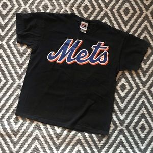 New York Mets T-Shirt. Size Youth XLarge.